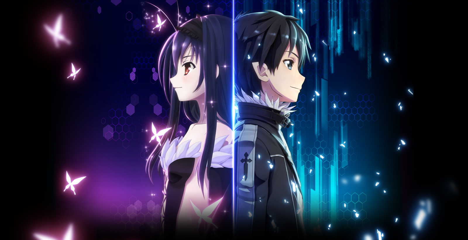 Image result for Accel World VS Sword Art Online