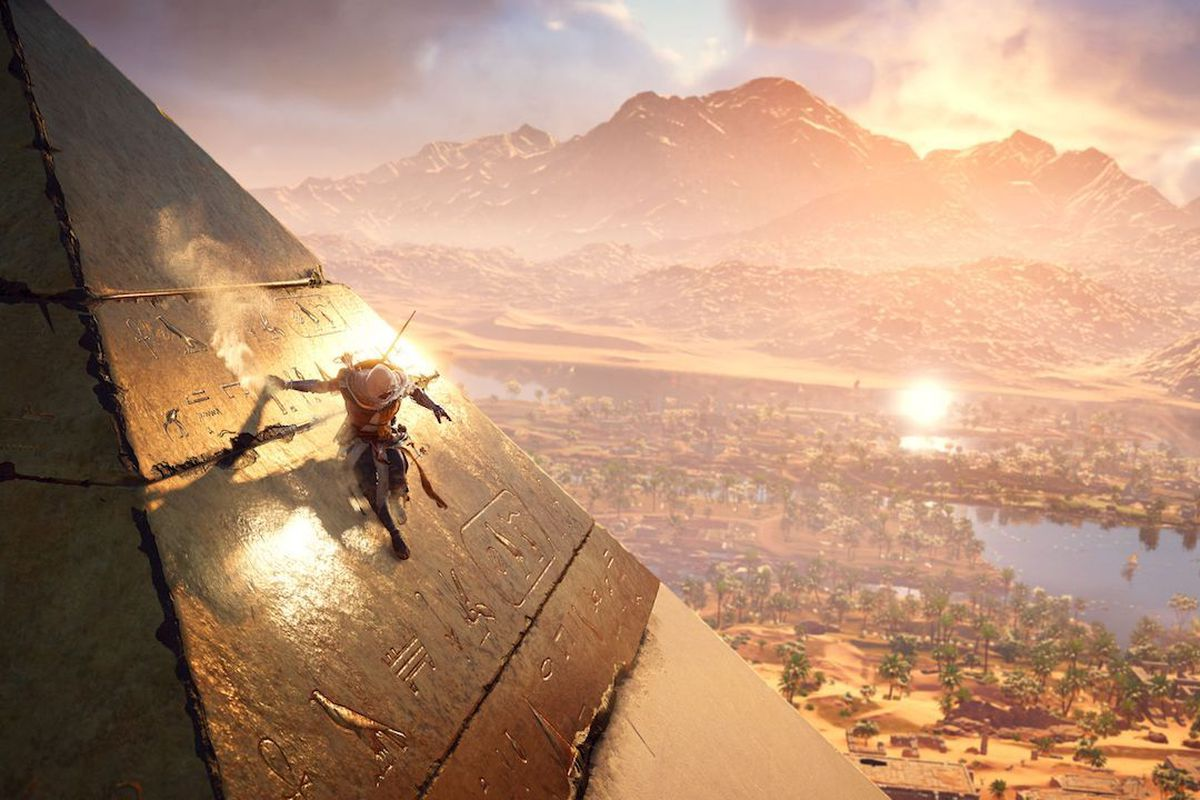 Ubisoft Expects Assassin's Creed Origins To Sell More Than ...