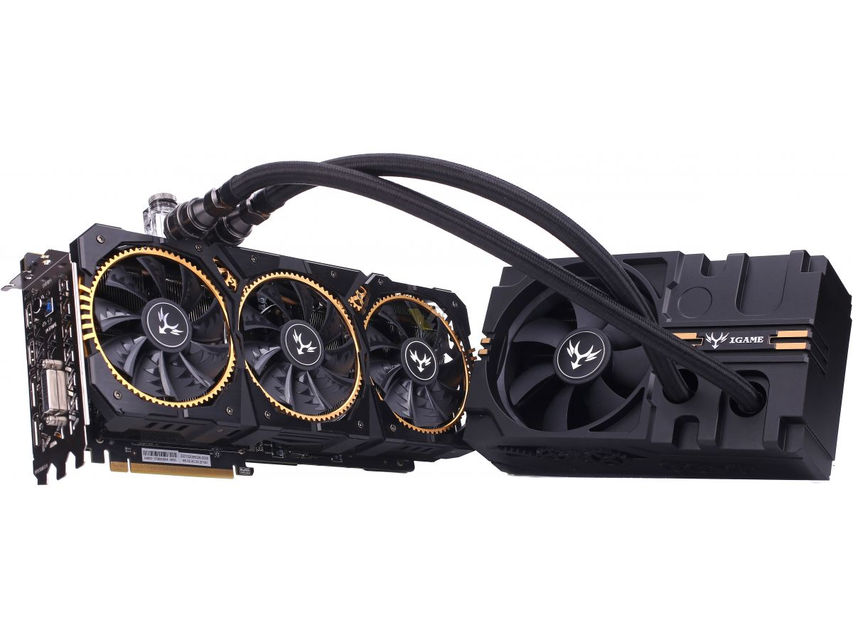 Colorful has officially unveiled the fastest GeForce GTX 1080 Ti model to  date, their custom built iGame GTX 1080 Ti KUDAN. The new graphics card  houses an ...