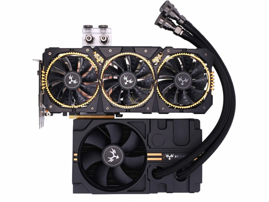 Colorful iGame GTX 1080 Ti Kudan