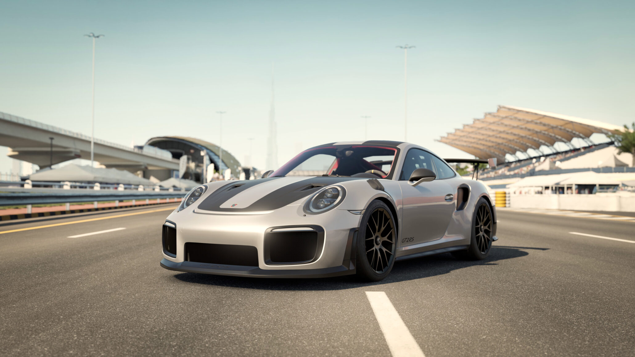 these 4k forza motorsport 7 screenshots showcase the new porsche 911 gt2 rs. Black Bedroom Furniture Sets. Home Design Ideas