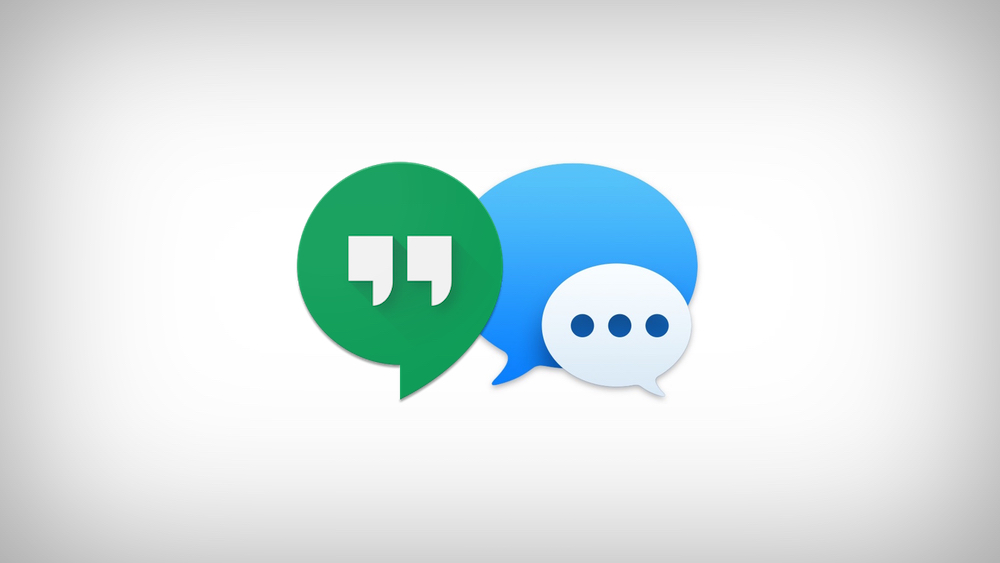 google hangout iphone use hangouts in macos messages app how to 10727