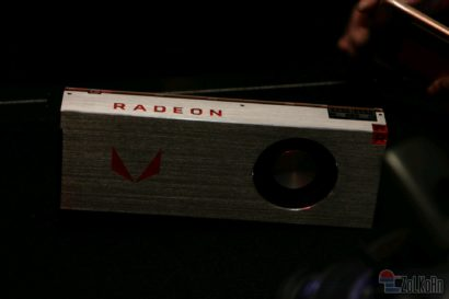 Amd Radeon Rx Vega 64 Liquid Cooled And Radeon Rx Vega 64 Limited Edition Pictured In Full Glory Gameland Nl Headliners