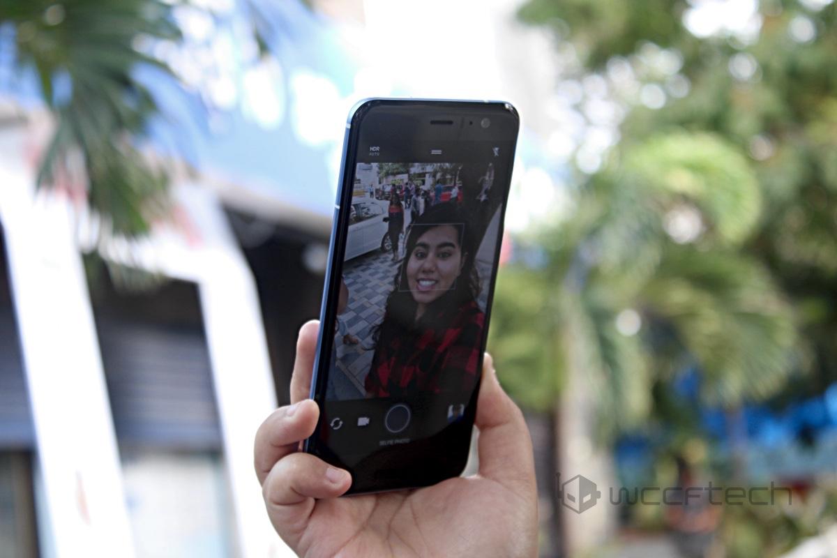 HTC U11 Camera