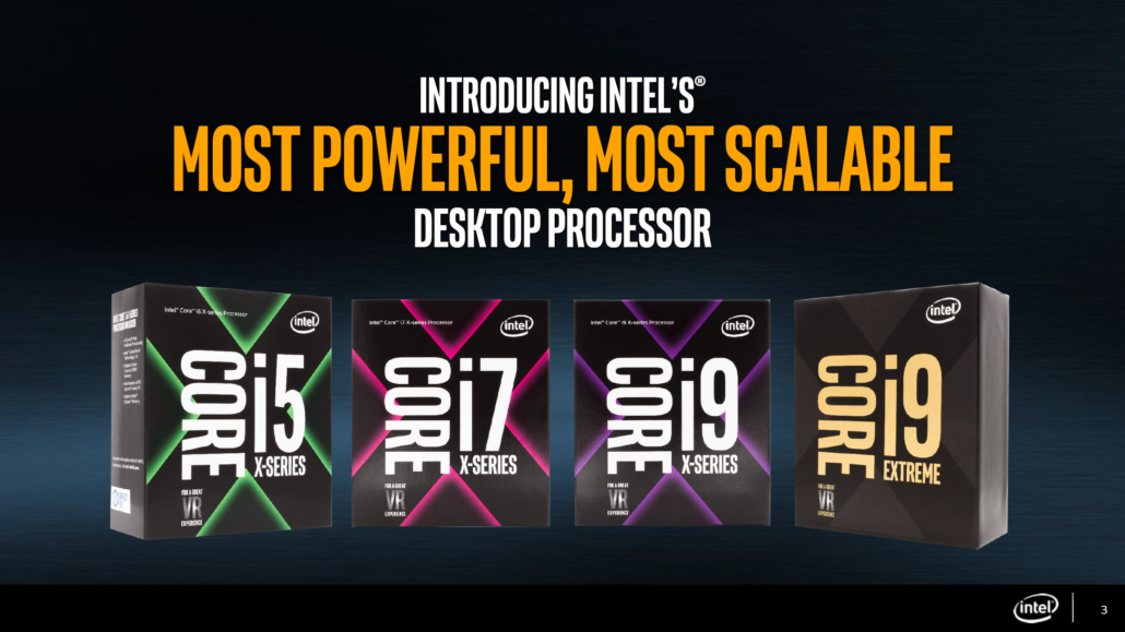 Intel Coffee Lake Core i7 and Core i5