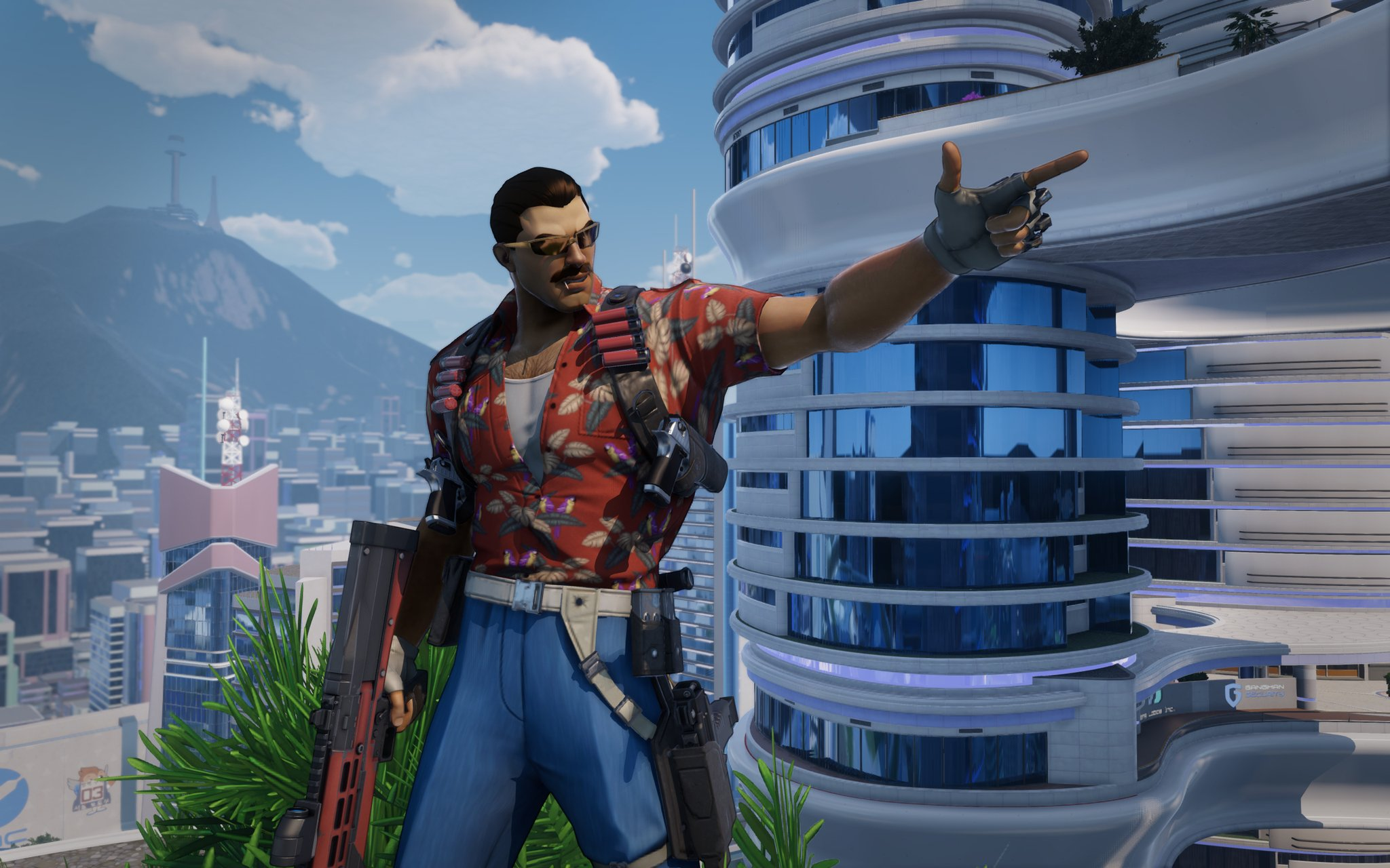 Agents of Mayhem's Main Path Takes 20+ Hours; PS4 Pro ...