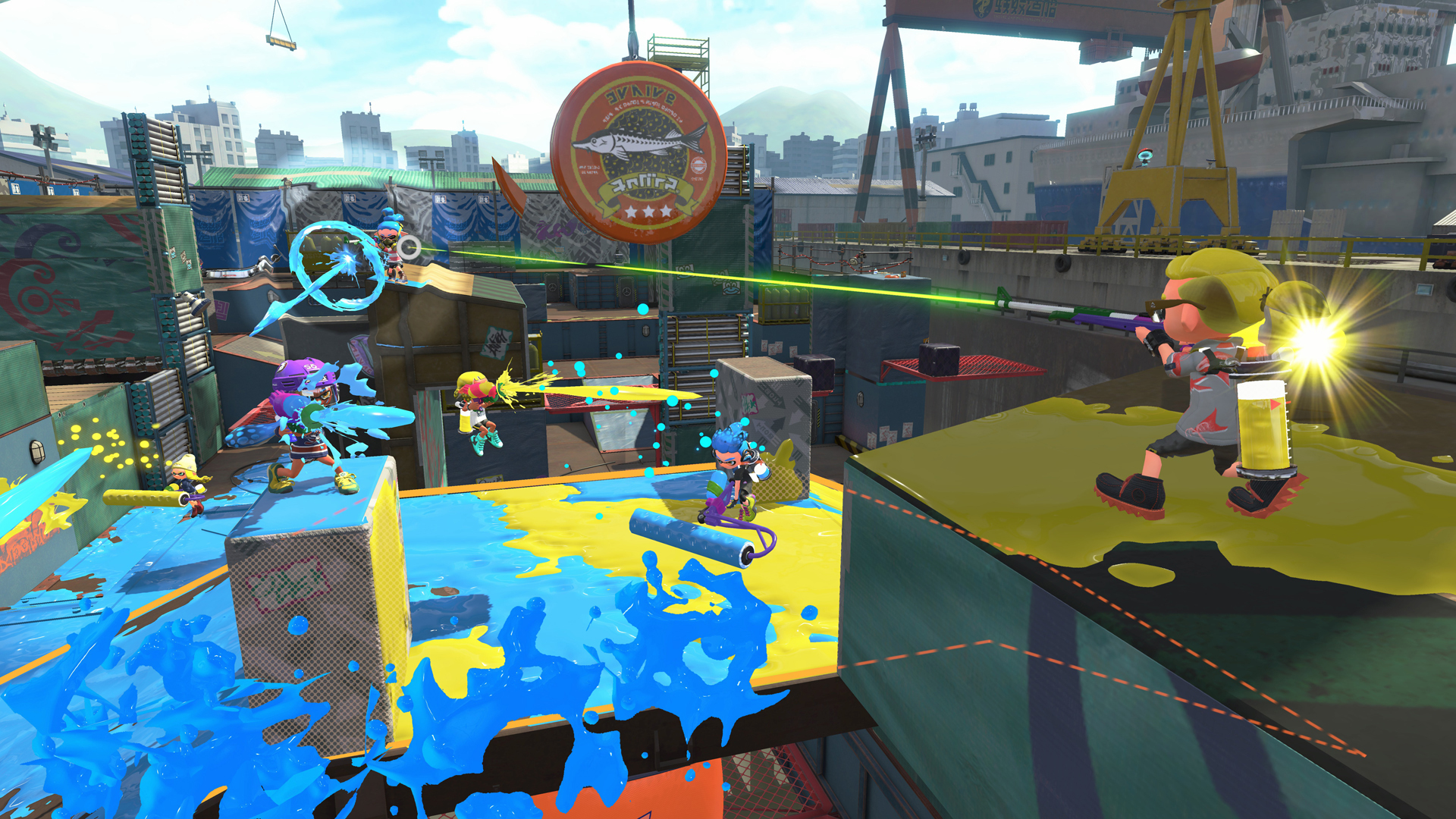 splatoon 2 1 3 0 update to release today to introduce many balance