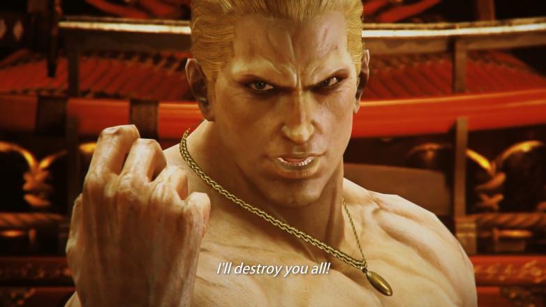 Tekken 7 New Dlc Guest Character Revealed New Trailer Released