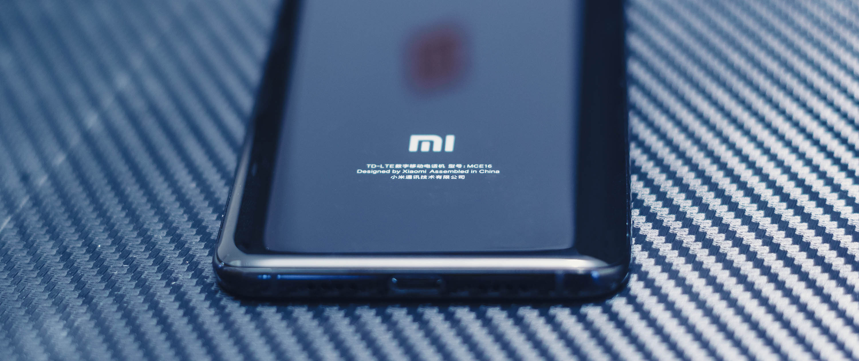 Xiaomi Mi 6 Back Bottom IMG_1180