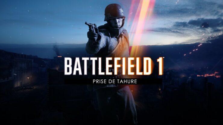 battlefield 1 prise de tahure update