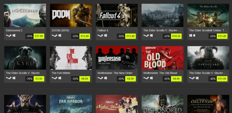 bethesda sale bundle stars
