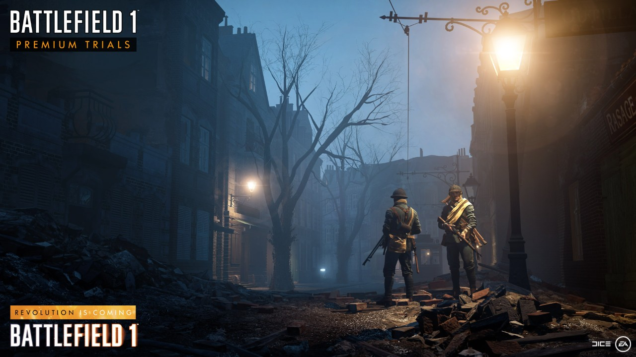 Battlefield 1: Revolution 2017 pc game Img-2