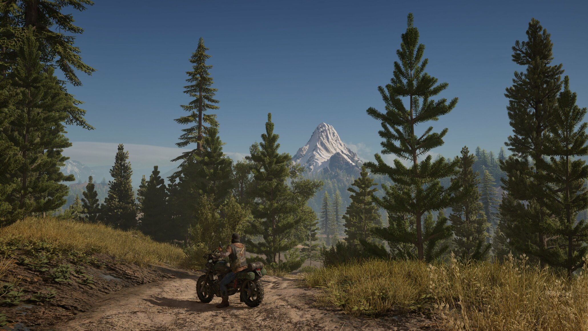Days Gone's Central Themes Are Hope and Deacon's Loyalty