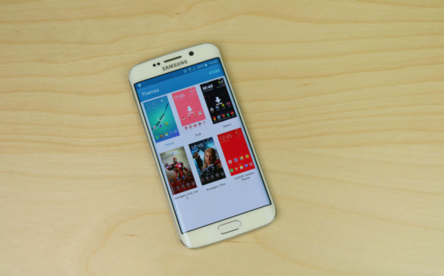 Nougat ROM for Galaxy S6