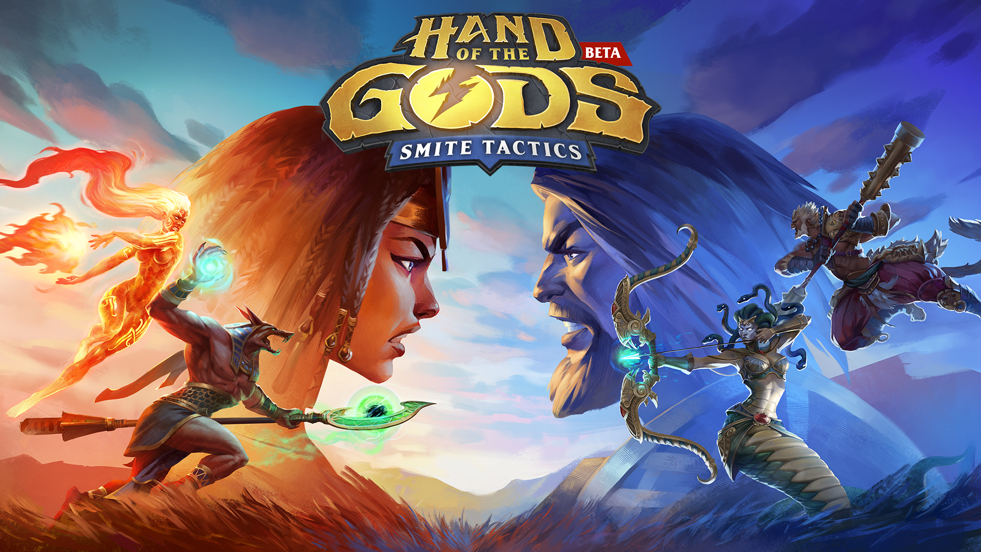 hand of the gods console closed beta to launch today