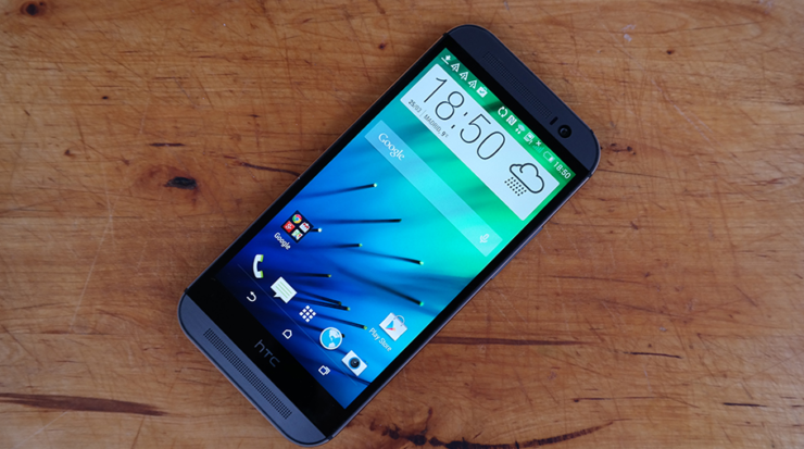 resurrection remix HTC One M8 Nougat ROM