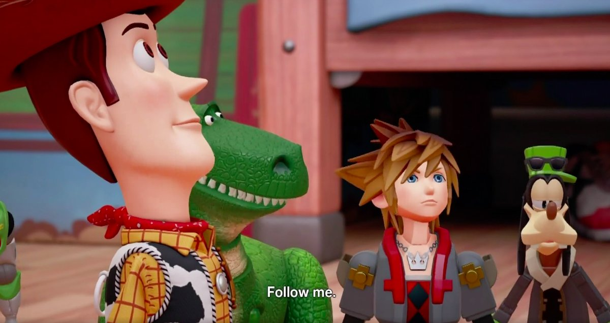 Kingdom Hearts 3 Launches In 2018 New Trailer