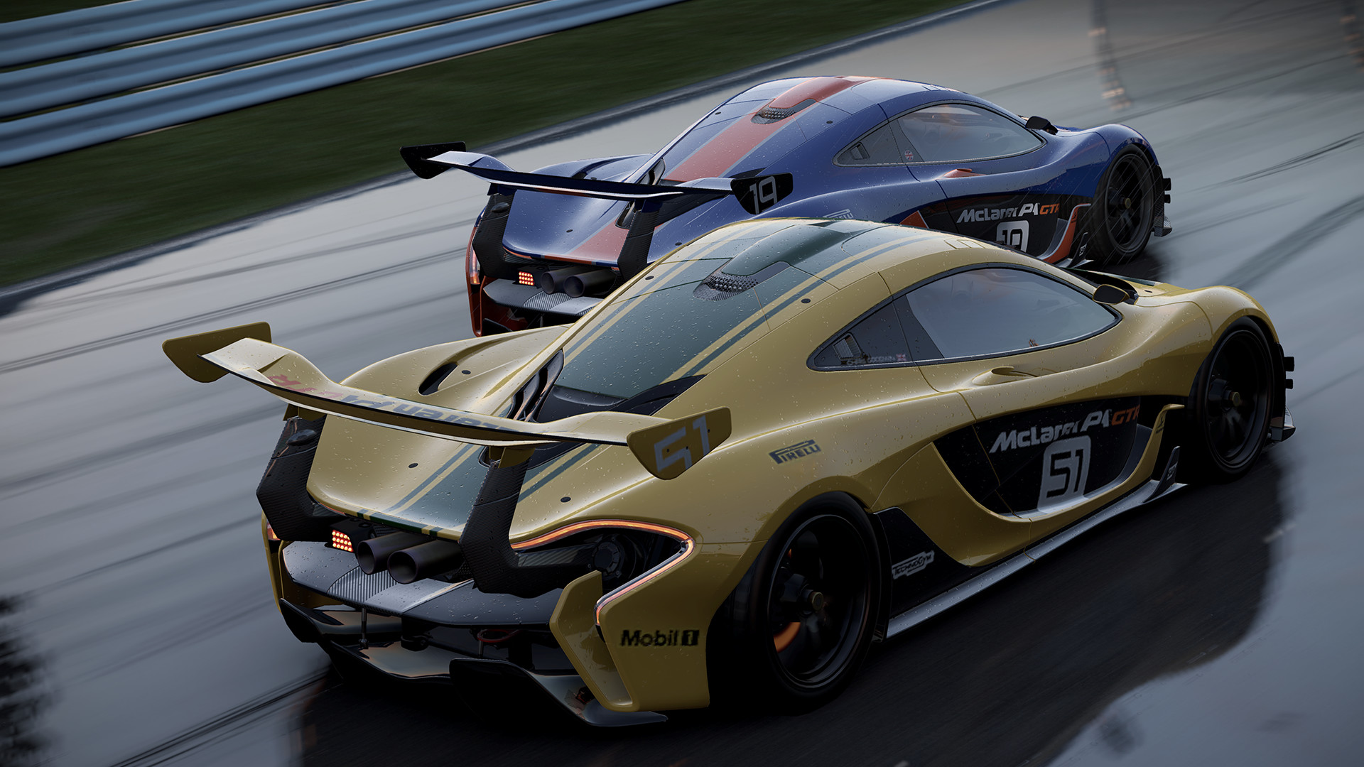Slightly Mad Studios Quickly Carved Itself A Spot In The Hearts Of Racing  Games Fans. Just One Year After Its Foundation, It Released The Critically  ...