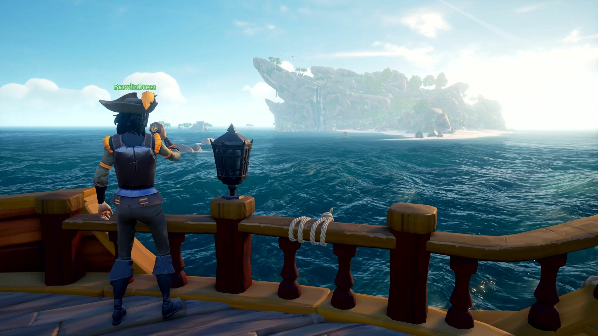 Rare There S No Other Game Like Sea Of Thieves We