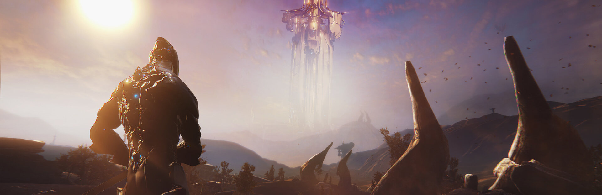 Digital Extremes on Warframe's Plains of Eidolon and Beyond