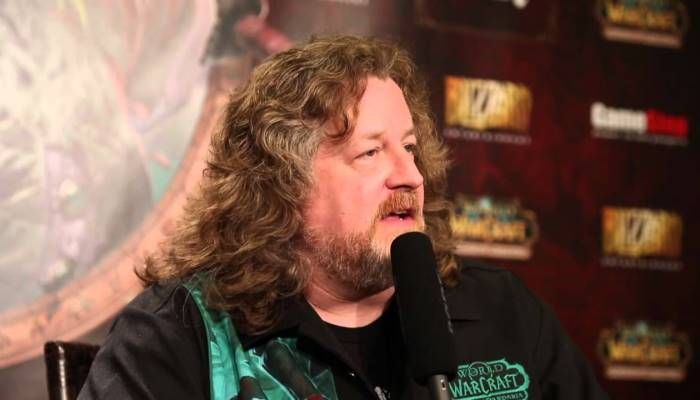 world of warcraft lead composer russel brower