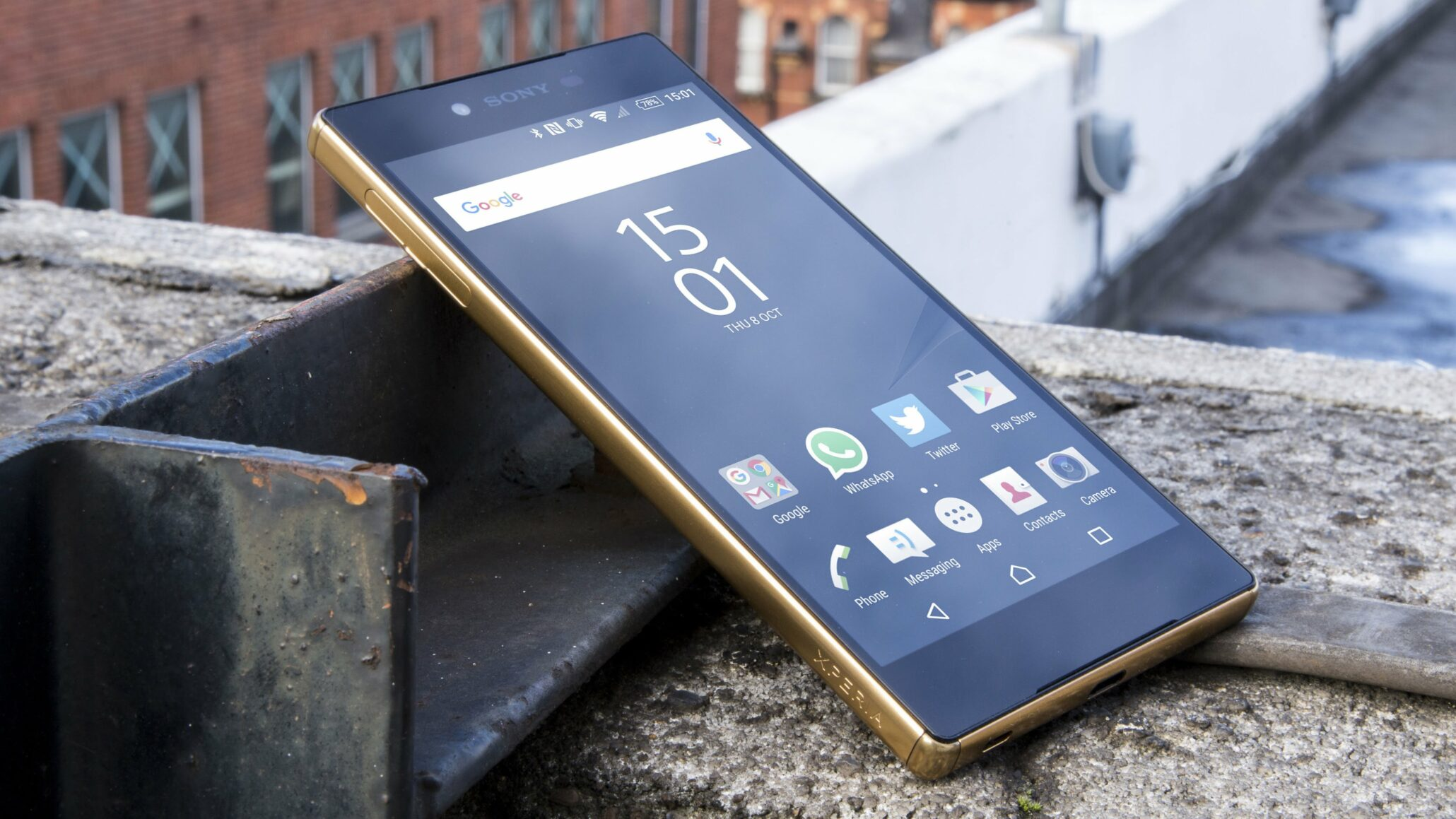 Flash Fast, Stable, and Feature-Packed ROM for Xperia Z5