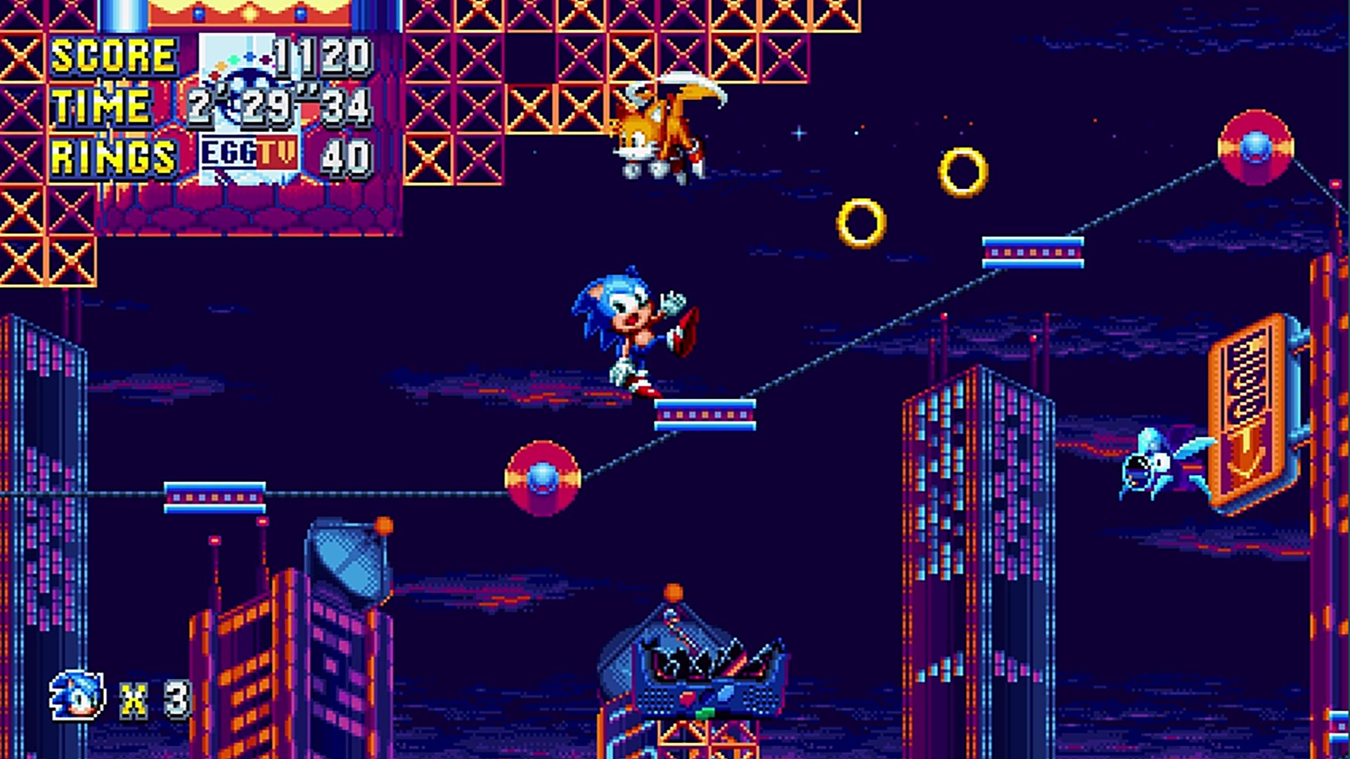 Image result for Sonic mania 1080p