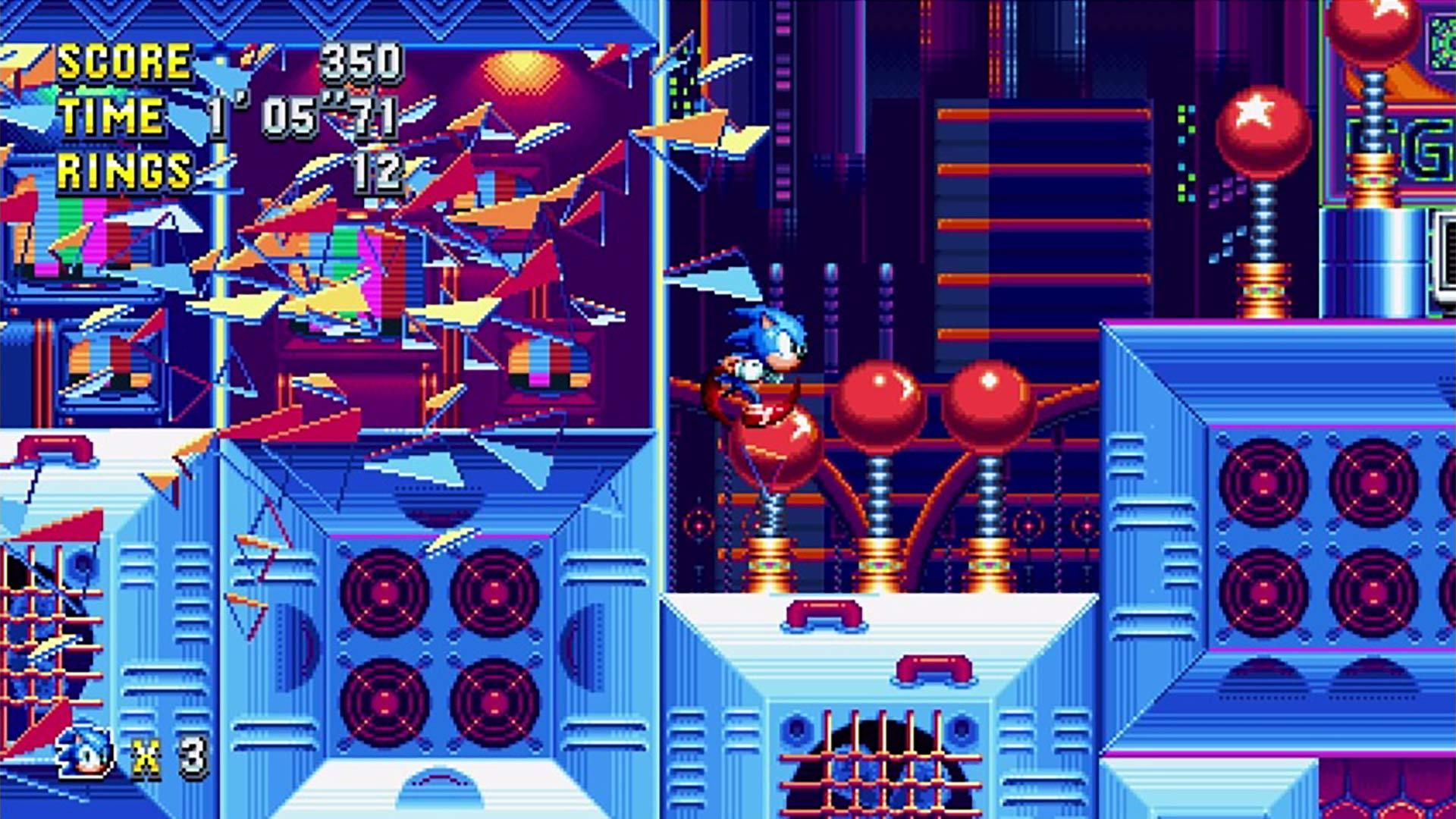 Sonic Game Land