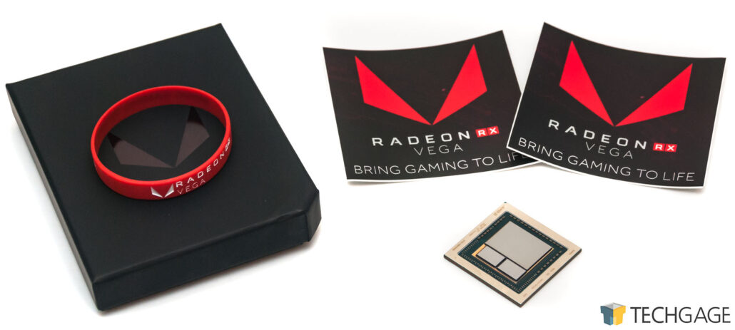 AMD Radeon RX Vega 64 Accessories