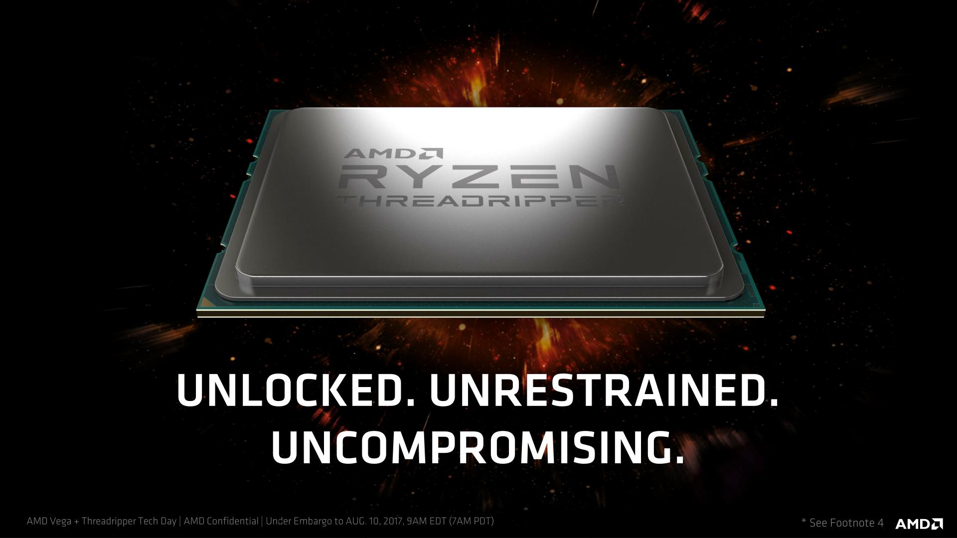 Amd S 16 Core Threadripper 1950x Gets Massive 120 Price Drop To 879 On Amazon