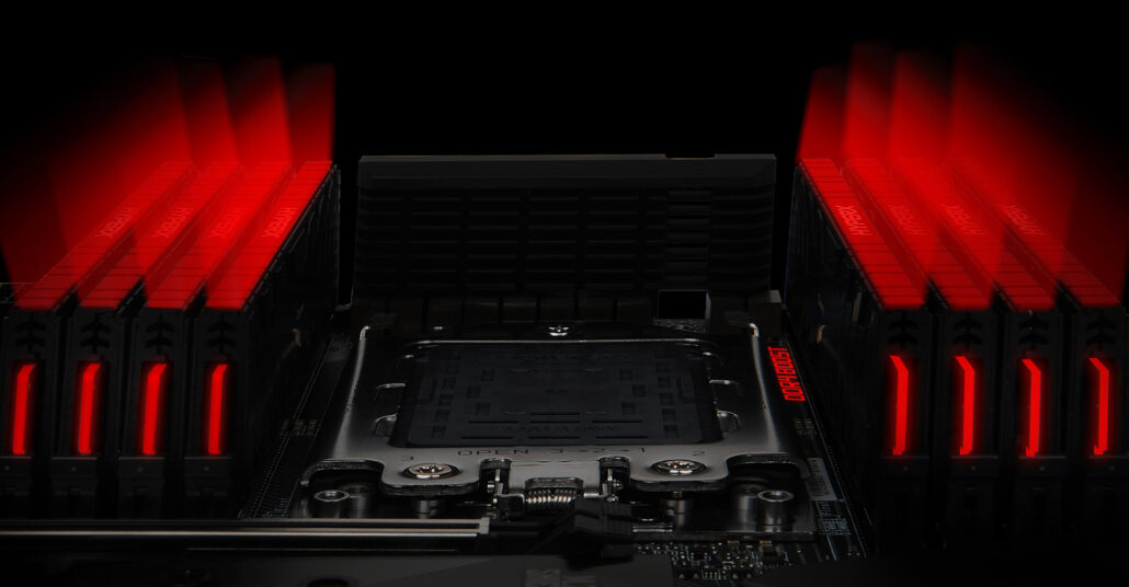 AMD Ryzen Threadripper 3000 CPUs With Zen 2 Cores TRX40, TRX80, WRX80 Chipsets