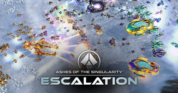 Ashes Singularity: Escalation Currently Free Ashes-of-the-Singula