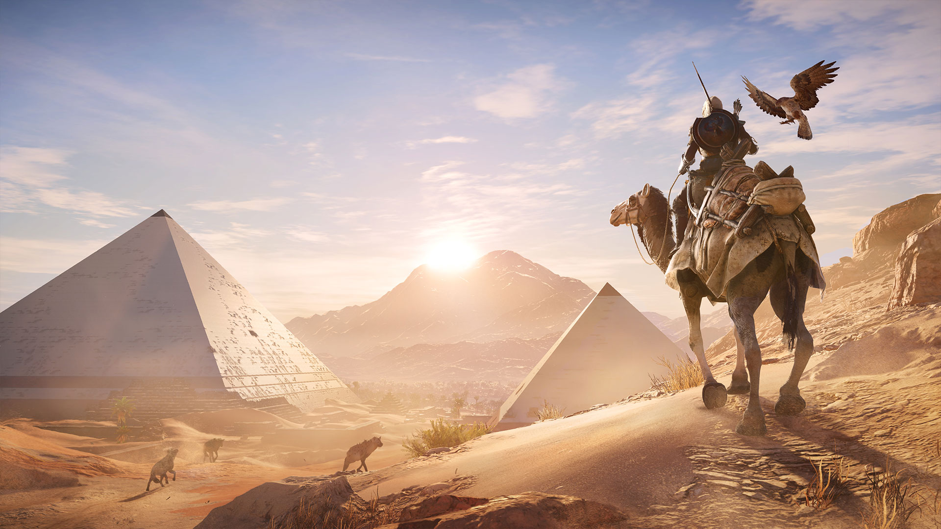 Assassin's Creed Origins PC System Requirements Detailed ...
