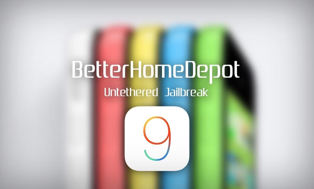Untethered iOS 9 3 4, iOS 9 3 3, iOS 9 1 Jailbreak