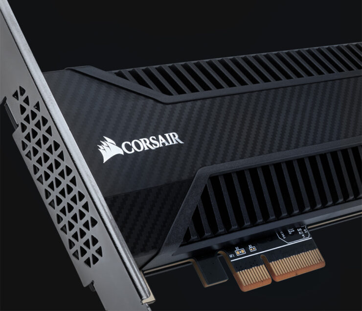 Corsair Neutron NX500 Is the Fastest SSD Ever Made by the Company