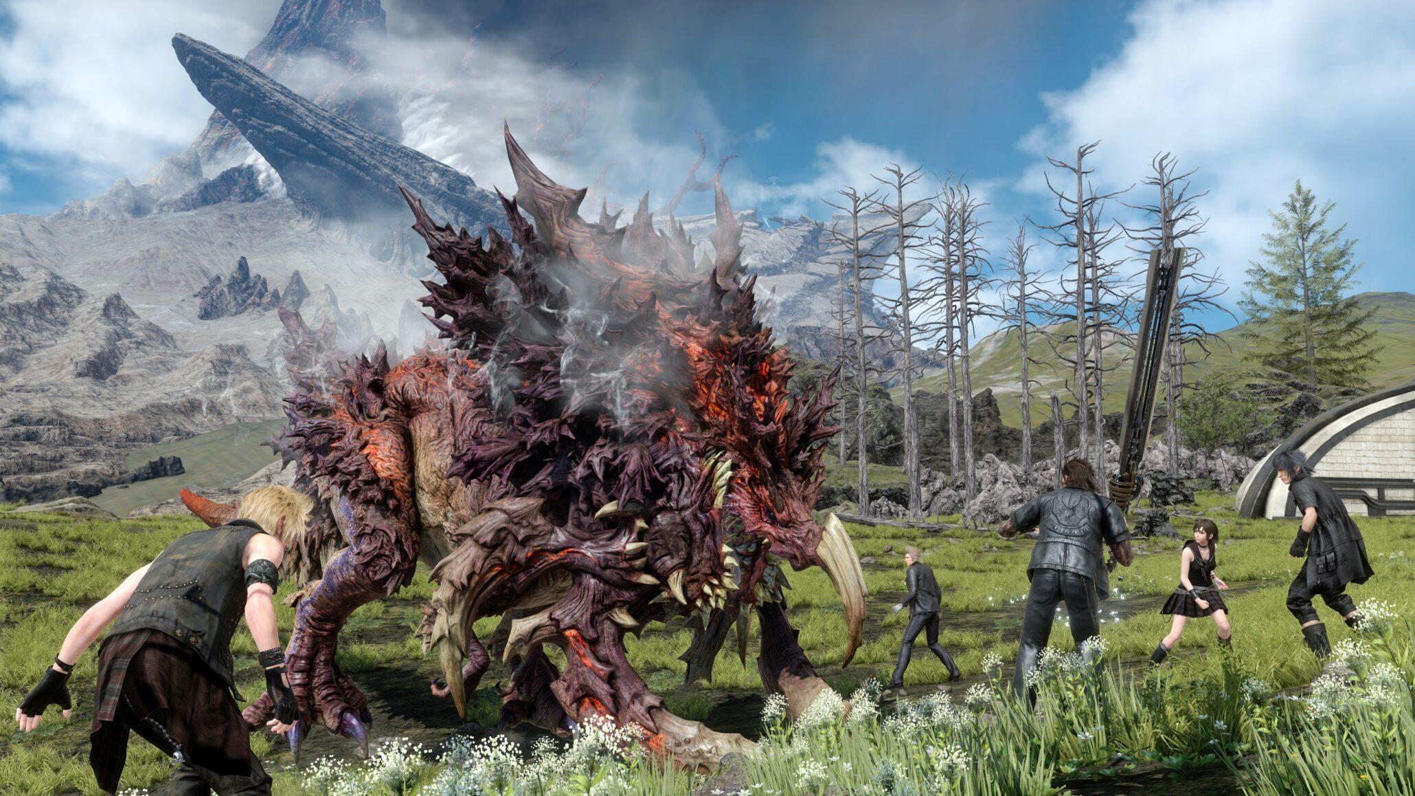 A Single GTX 1080Ti Isn't Enough To Run Final Fantasy XV: Windows
