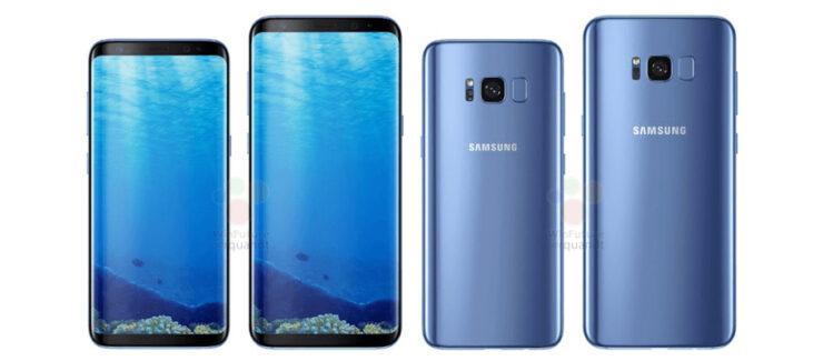 Galaxy S8 and Galaxy S8+