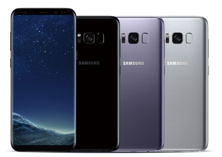 Galaxy S9 fix fingerprint position