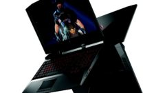HP Omen X upgradable gaming laptop