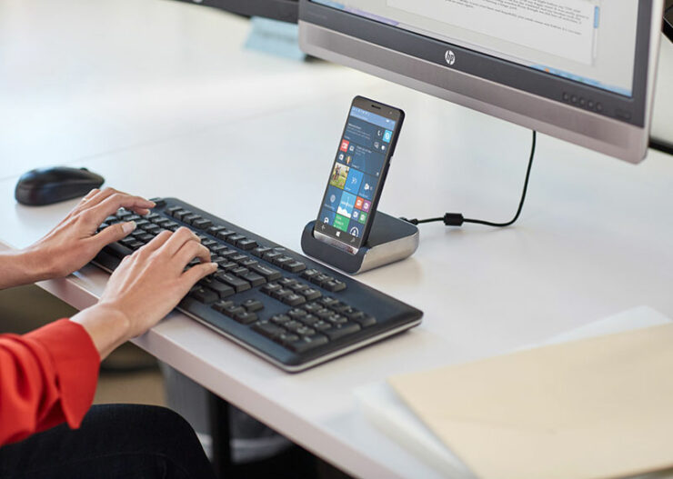 HP Elite X3 Android version