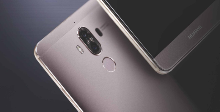 Huawei Mate 10 Pro bezel less design rumor