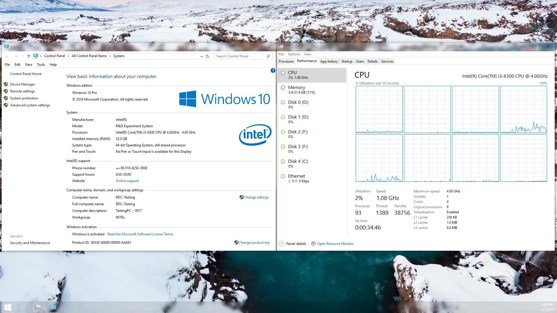 Core i3: how many cores