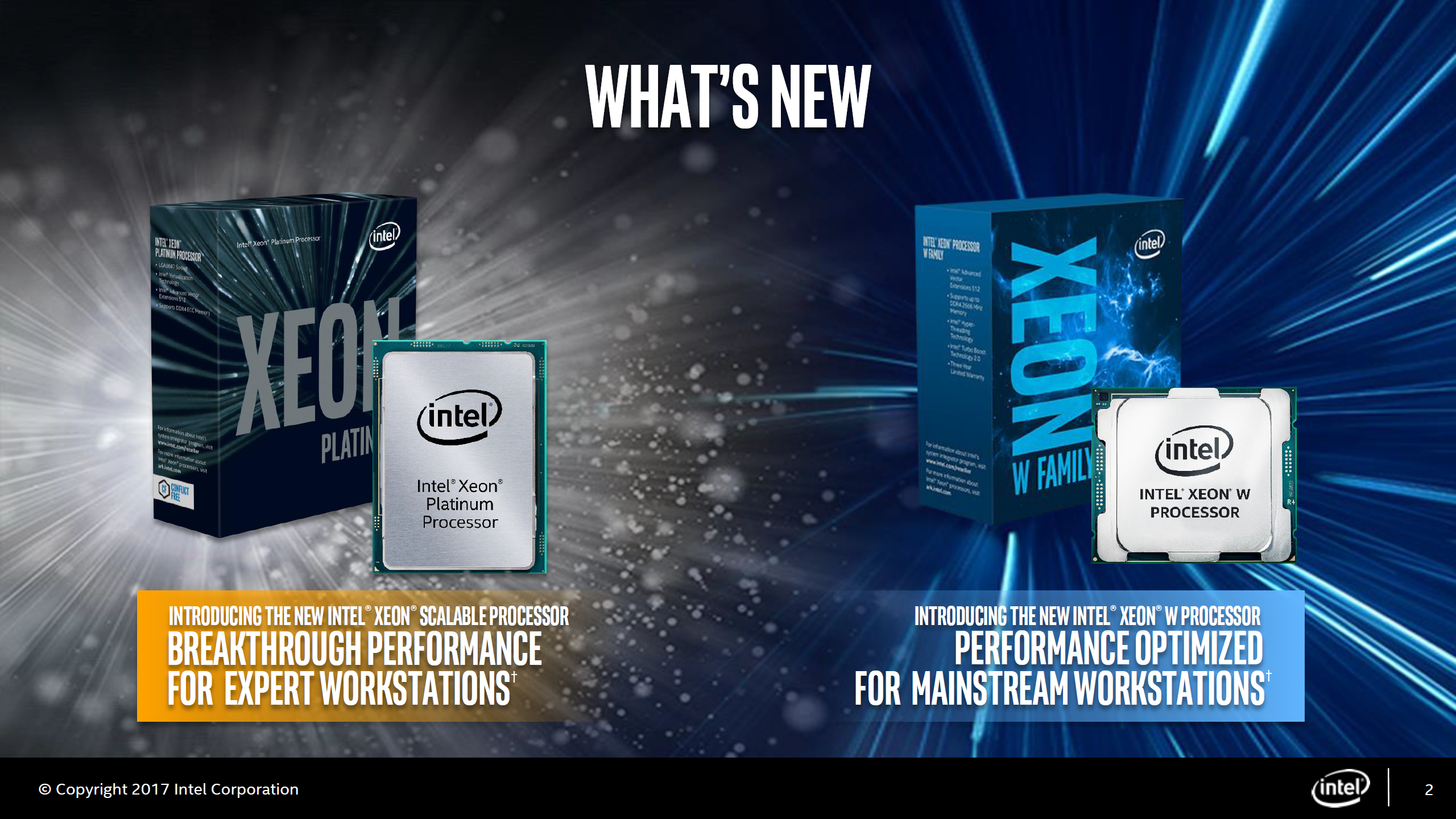 Intel Xeon W Workstation Processors Launched on LGA 2066 Socket – C422 Chipset Platform With Support For Up To 18 Core SKUs, 512 GB DDR4-2666 Memory, 48 Native PCIe Lanes