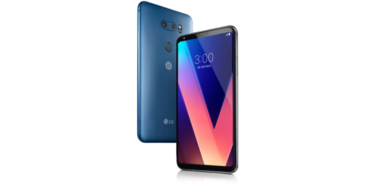 LG V30 official images