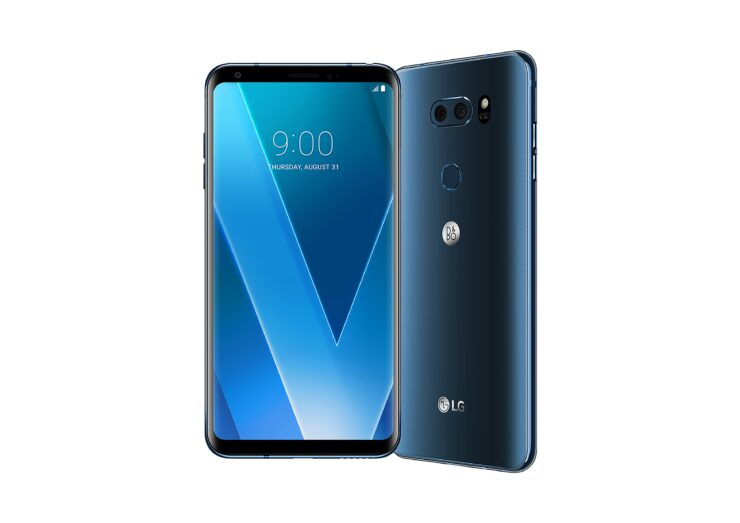 LG V30 first phone T Mobile 600 MHz LTE band