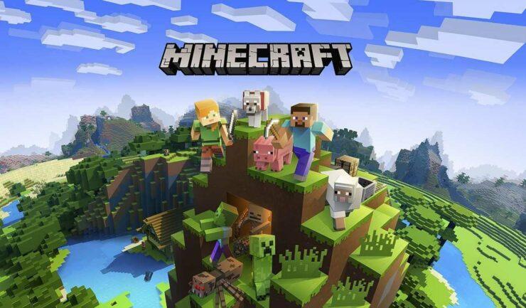 Minecraft sales