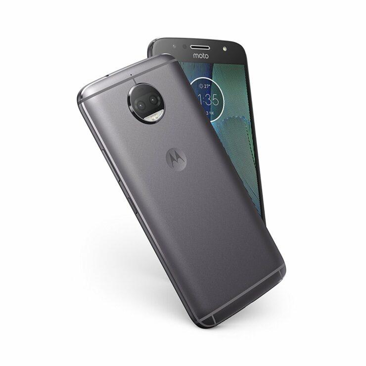 Moto g5s plus developer options