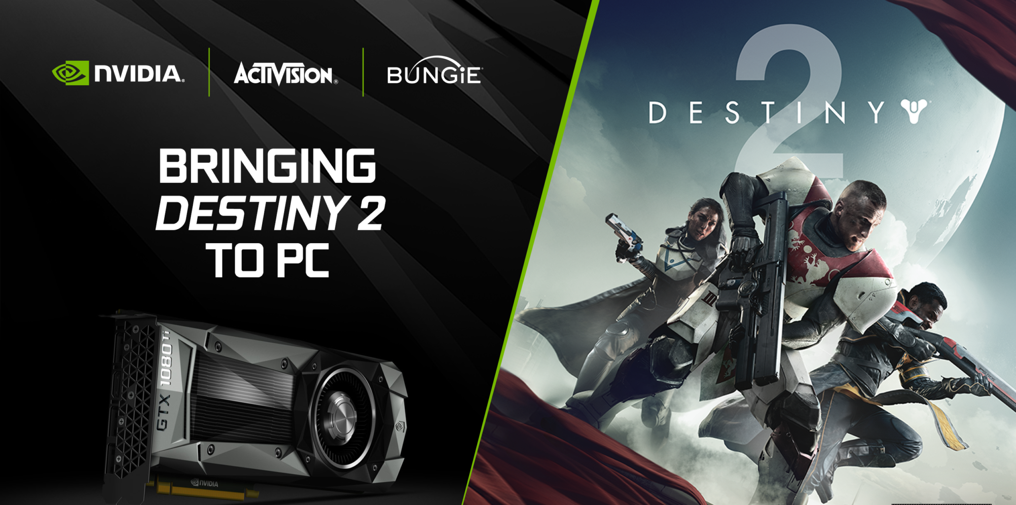 GeForce Driver 385 41 Out Now - Game Ready for Destiny 2