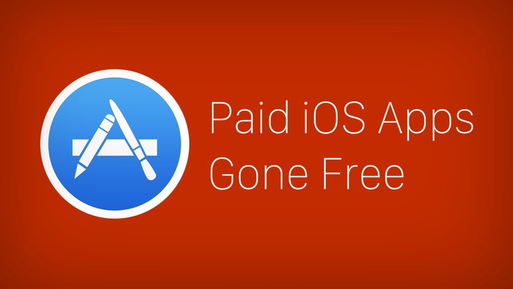These Are the 5 Best Paid iOS Apps Gone FREE Today - Download Them All
