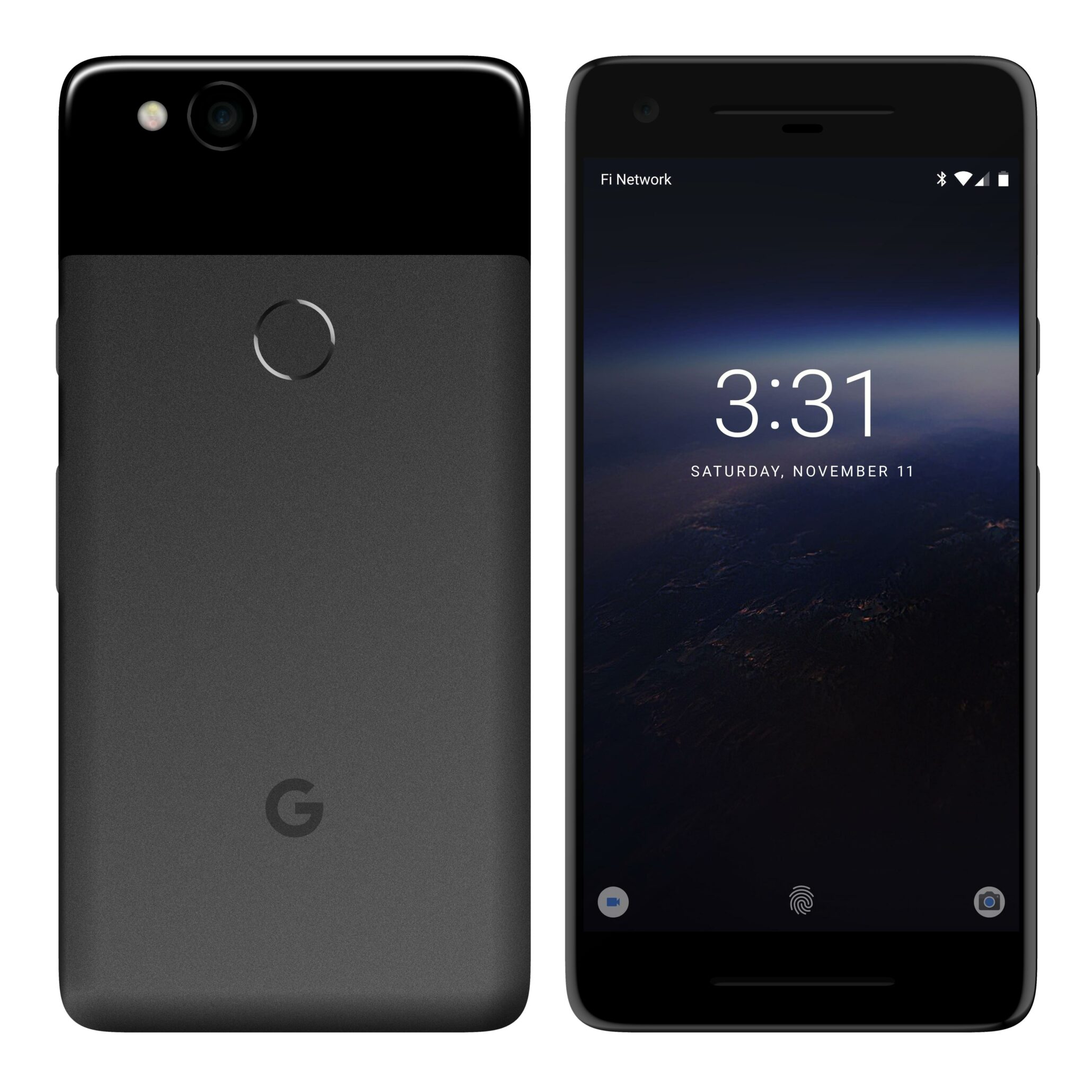 Alleged Google Pixel 2 Testing Device Features ...